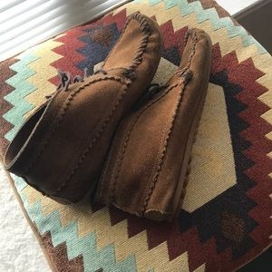 Minnetonka Dusty Brown Suede Ankle Boot